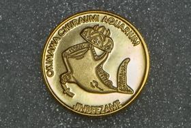 美ら海水族館記念コイン