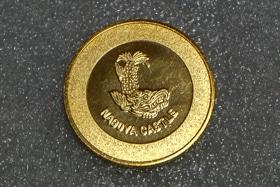 名古屋城記念コイン