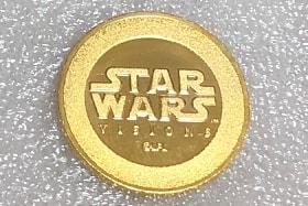 スターウォーズ展メダル